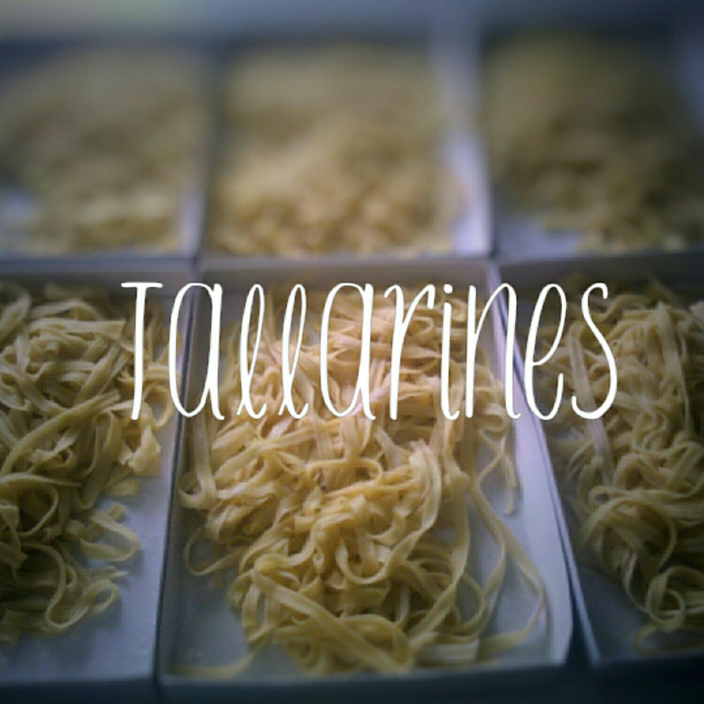 Tallarines